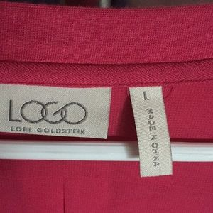LOGO by Lori Goldstein Other - NEW LISTING!!  Logo by Lori Goldstein Cardigan